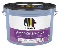 Силиконовая фасадная краска Caparol AmphiSilan Plus,  10л