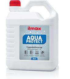ilmax aqua protect Гидрофобизирующая грунтовка (пропитка), концентрат 1:2