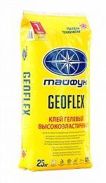 Клей для плитки высокоэластичный  GEOFLEX, 25кг