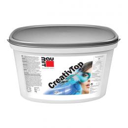 Декоративная штукатурка Baumit Creativ Top Fine (шуба), зерно 1мм , Австрия, 25кг