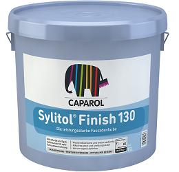Силикатная фасадная краска Caparol   Sylitol-Finish 130, 10 л