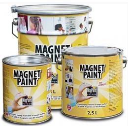 Магнитная краска MagnetPaint, 1л