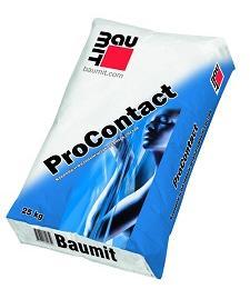 Клей для приклеивания и армирования утеплителя Baumit ProContact,  Россия, 25кг