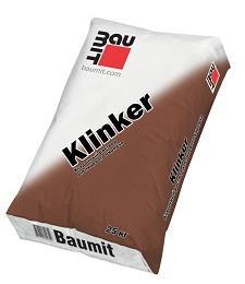 Раствор для клинкерного кирпича Baumit Klinker, 25кг