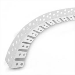 Уголок ПВХ арочный  3м,  РБ