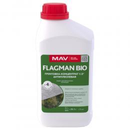 Грунтовка-концентрат MAV FLAGMAN BIO антиплесневая антисептическая (2л)