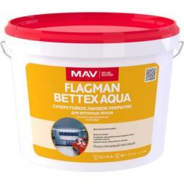 Лак FLAGMAN BETTEX AQUA суперстойкое покрытие(11л)
