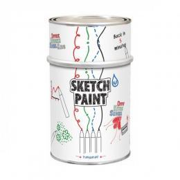 Маркерная краска SketchPaint, 0,5л