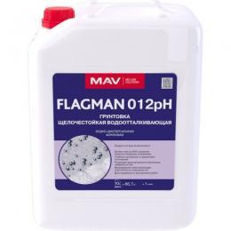 Грунтовка FLAGMAN 012 pH щелочестойкая (10л)