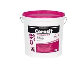 Фасадная краска наносиликоновая CERESIT CT 49, 15л