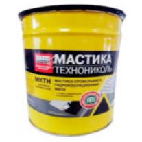 Мастика МКТН (МБПХ) ТехноНИКОЛЬ (20 кг), гидроизоляция