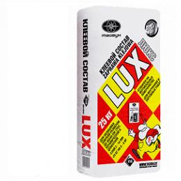 Клей для плитки LUX (Люкс), 25 кг