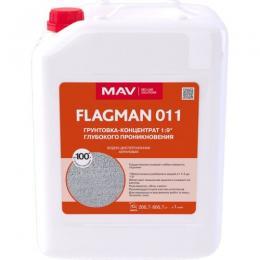 Грунтовка MAV FLAGMAN 011 концентрат (10л)