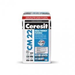 Клей тяжелых плит  CERESIT CM 22,  25кг
